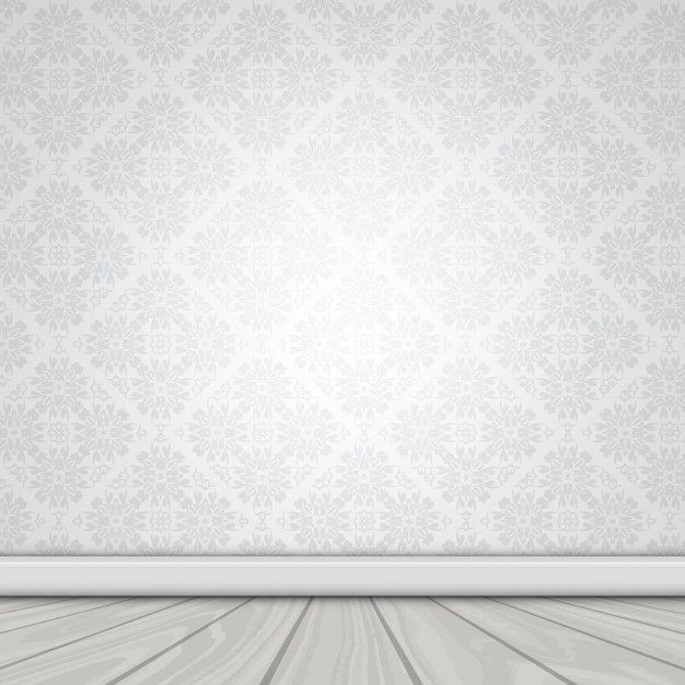 Download Wall With Damask Wallpaper And Wooden Floor For Free Background Patterns Free Photoshop Resources Colorful Backgrounds