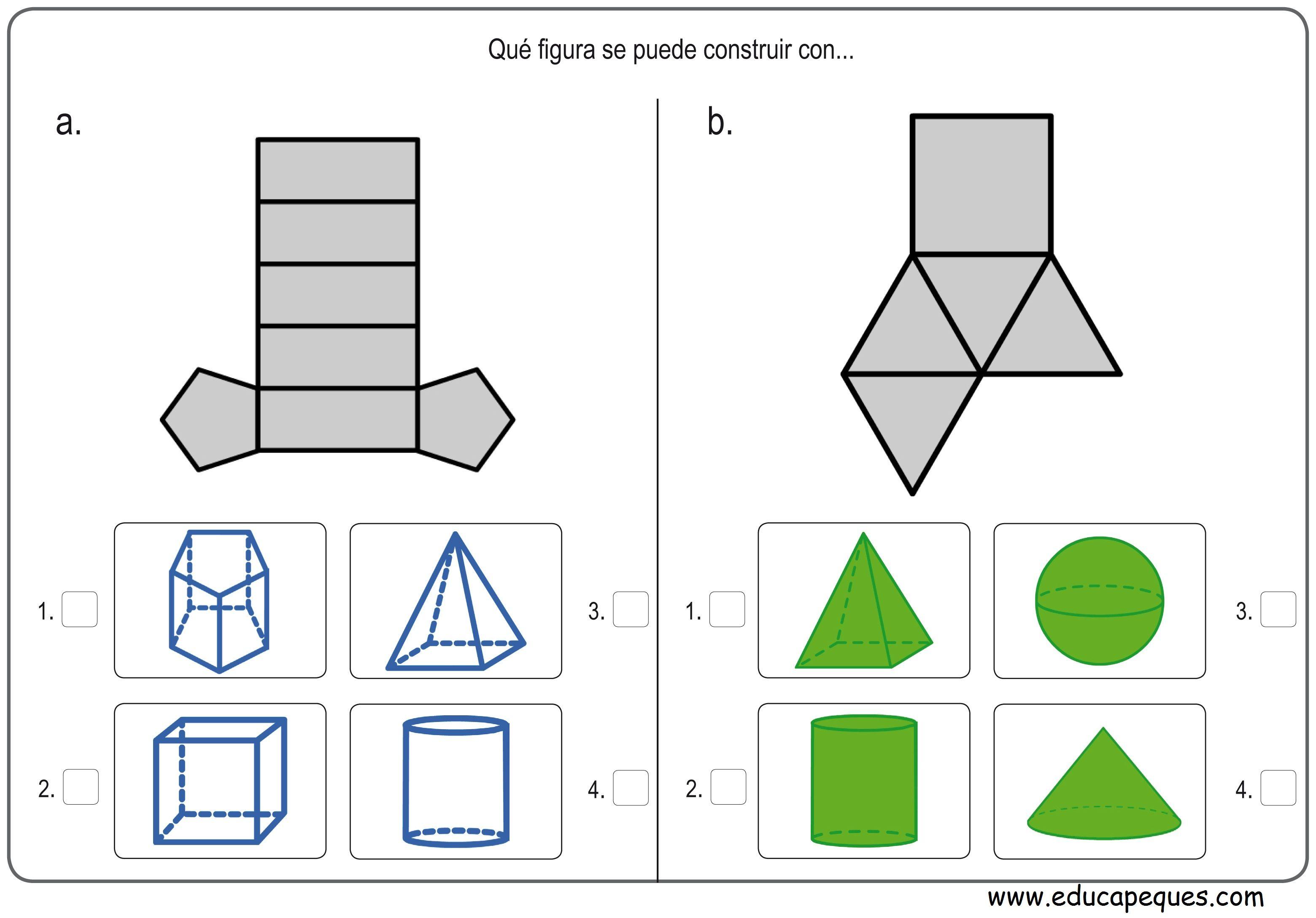 12 Fichas Con Ejercicios Figuras Geometricas Primaria Ejercicios De Figuras Geometricas Figuras Geometricas Primaria Figuras Geometricas