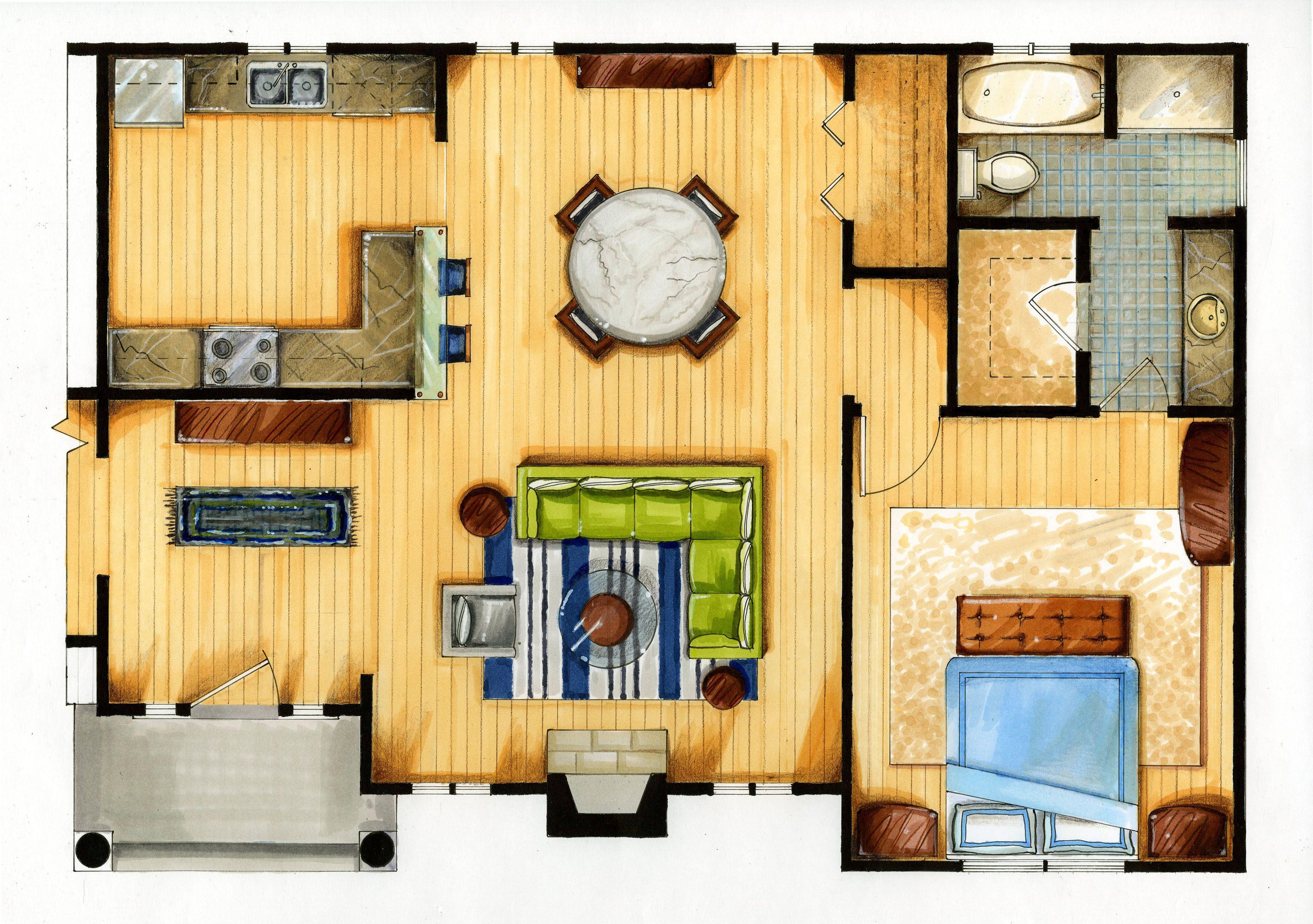 20a41432544397.5689f2603d66c.jpg (3840×2704) | Floor plan and ... on