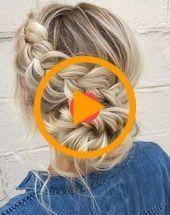 42 ideas de peinados de boda Wunderschne para tu matrimonio inspiran a Chigno – …