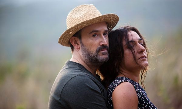 Javier Cámara & Candela Peña starring the new Isabel Coixet film : Ayer No Termina Nunca. Releasing next April the 26th.