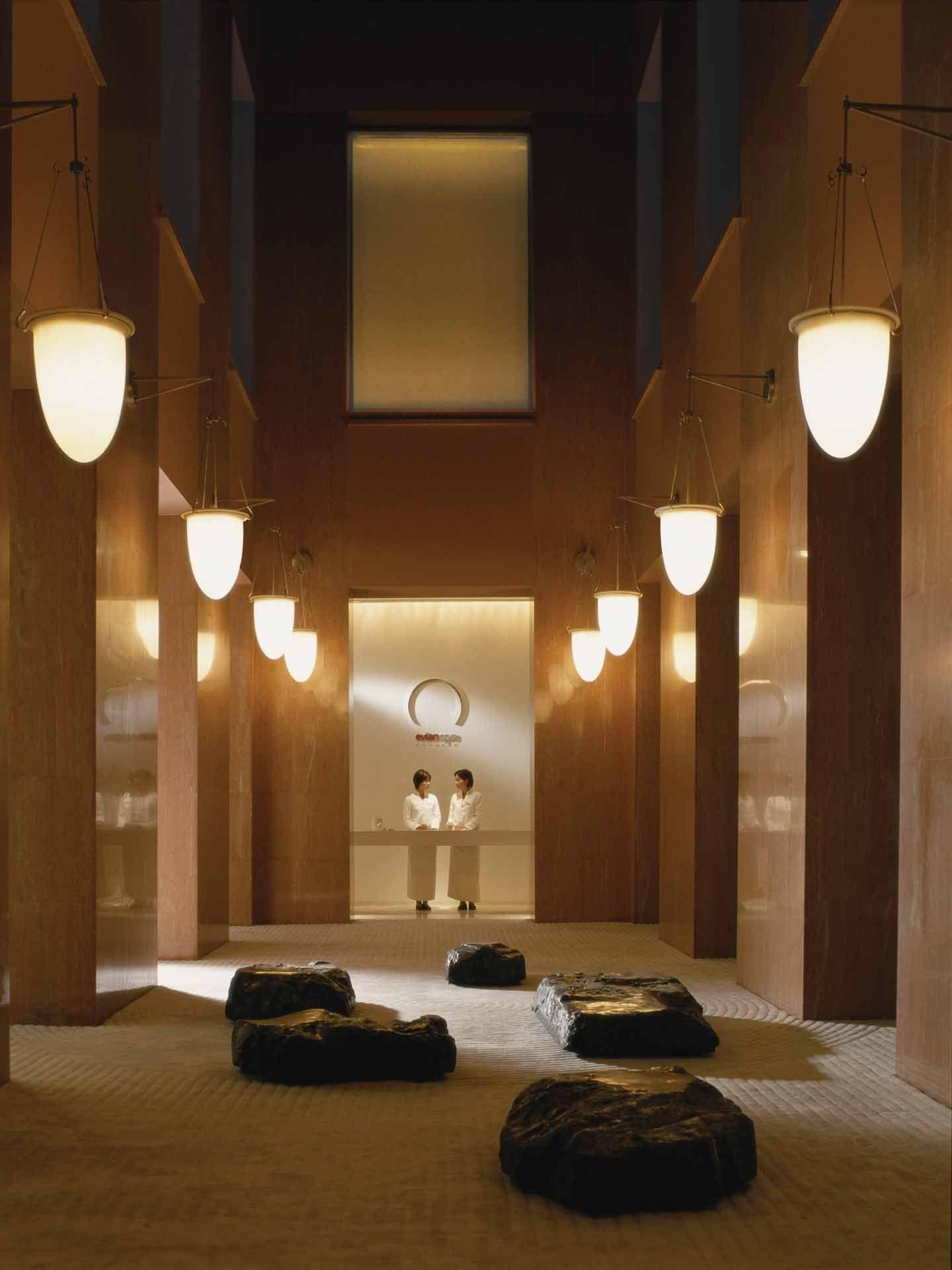 Evian Spa Shanghai