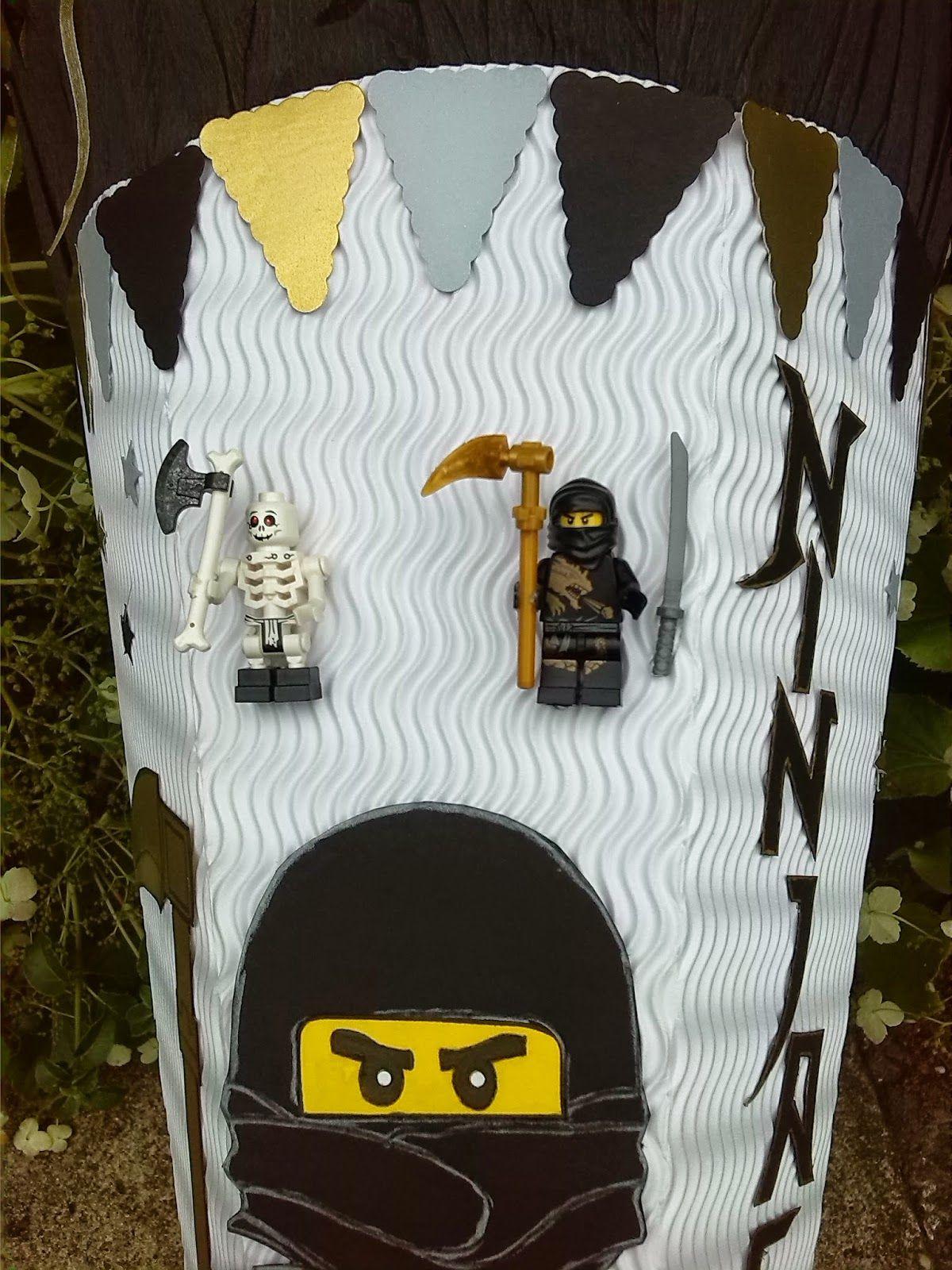 Das Creativchen Schult 252 Te Die 4 Quot Lego Ninjago