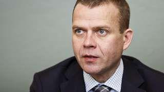 Sisäministeri Petteri Orpo.