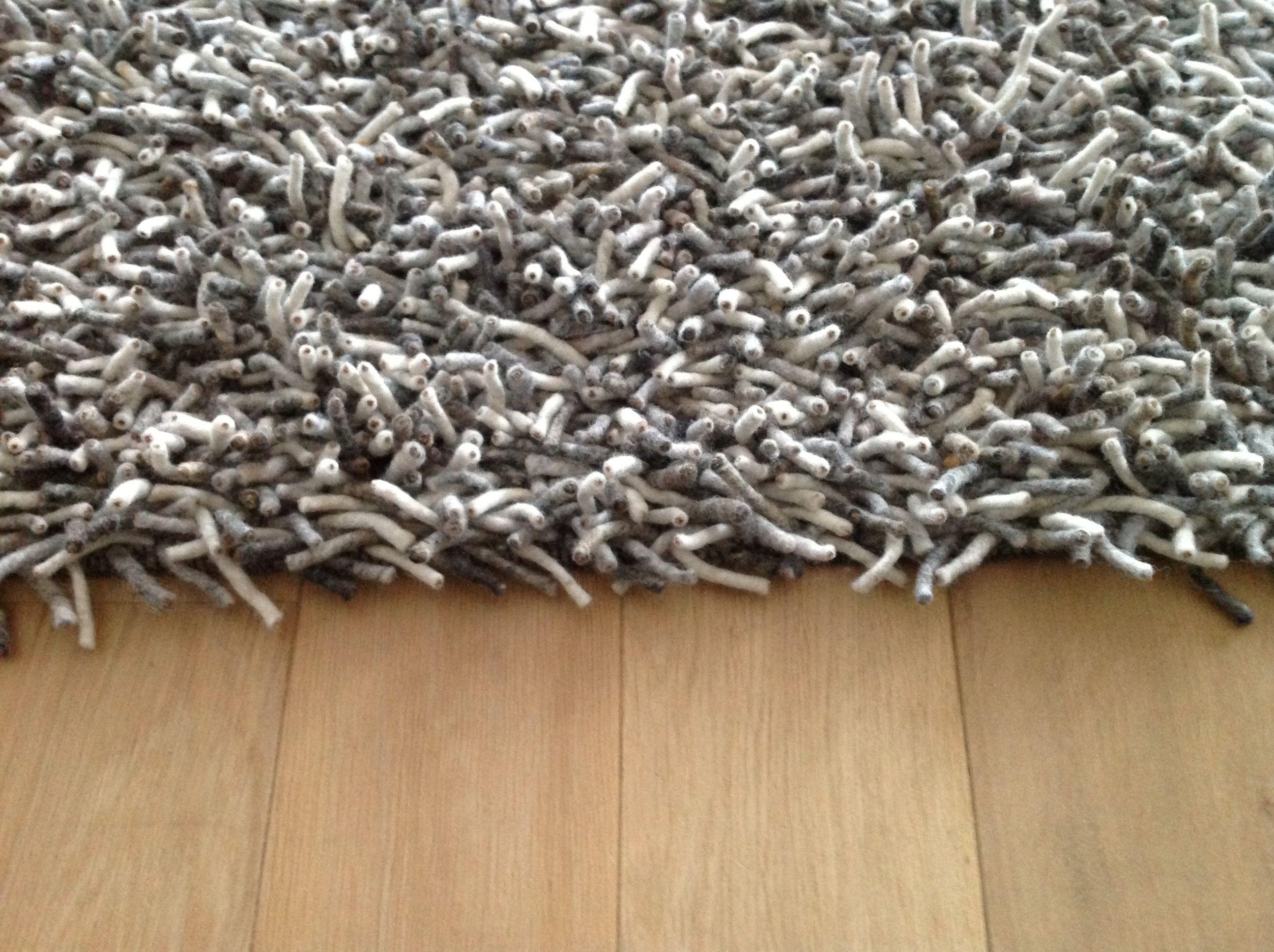 Strak, gezellig, stoer tapijt