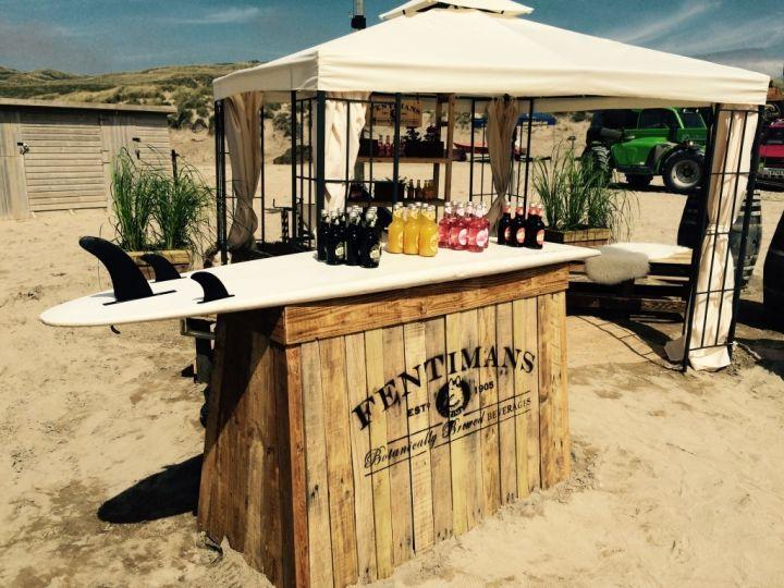 Surfboard Bar @ Tunes in the Dunes 2015 | Dry bar Ideas | Pinterest ...