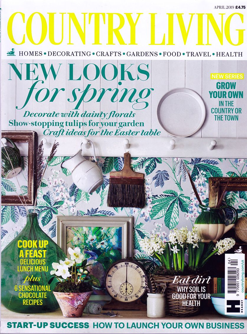 Country Living April 2019 Industrial Evolution Art Direction Styling Hester Page Words Hester Page Country Living Uk Country Living Country Living Magazine