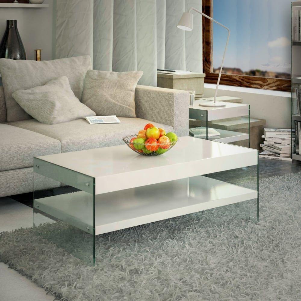 Waverley White Gloss Coffee Table