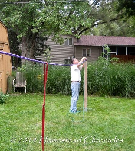 Cheap Ways To Do Your Garden: Need A DIY, Cheap Way To Safely Entertain An Energetic Dog