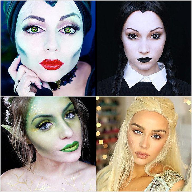 The Best Halloween Makeup Tutorials From YouTube | Halloween make ...