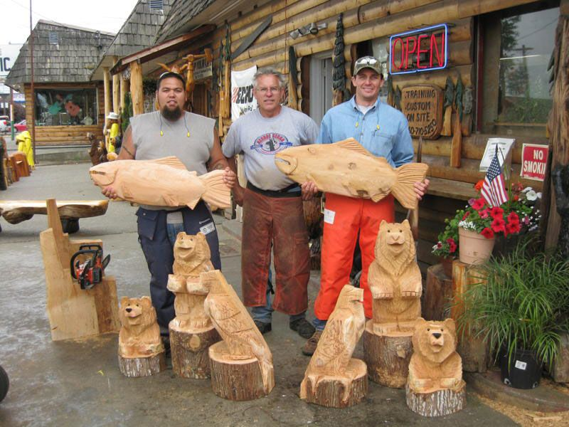 Looking for something different my brother s group chainsaw