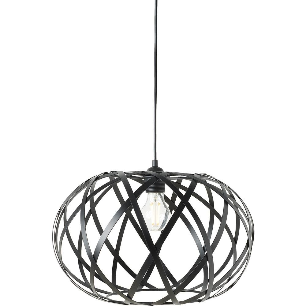 Suspension noire Florence en 2019 | Suspension luminaire ...