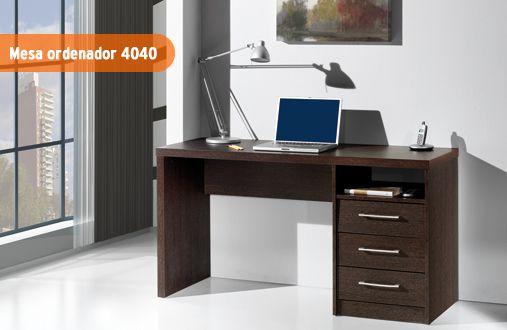 Mesa despacho topkit decoracion interiorismo dise o for Muebles despacho baratos