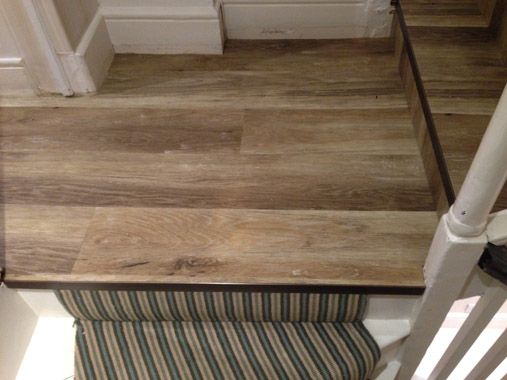 Best Wooden Floor Landing Carpet Stairs Google Search 400 x 300