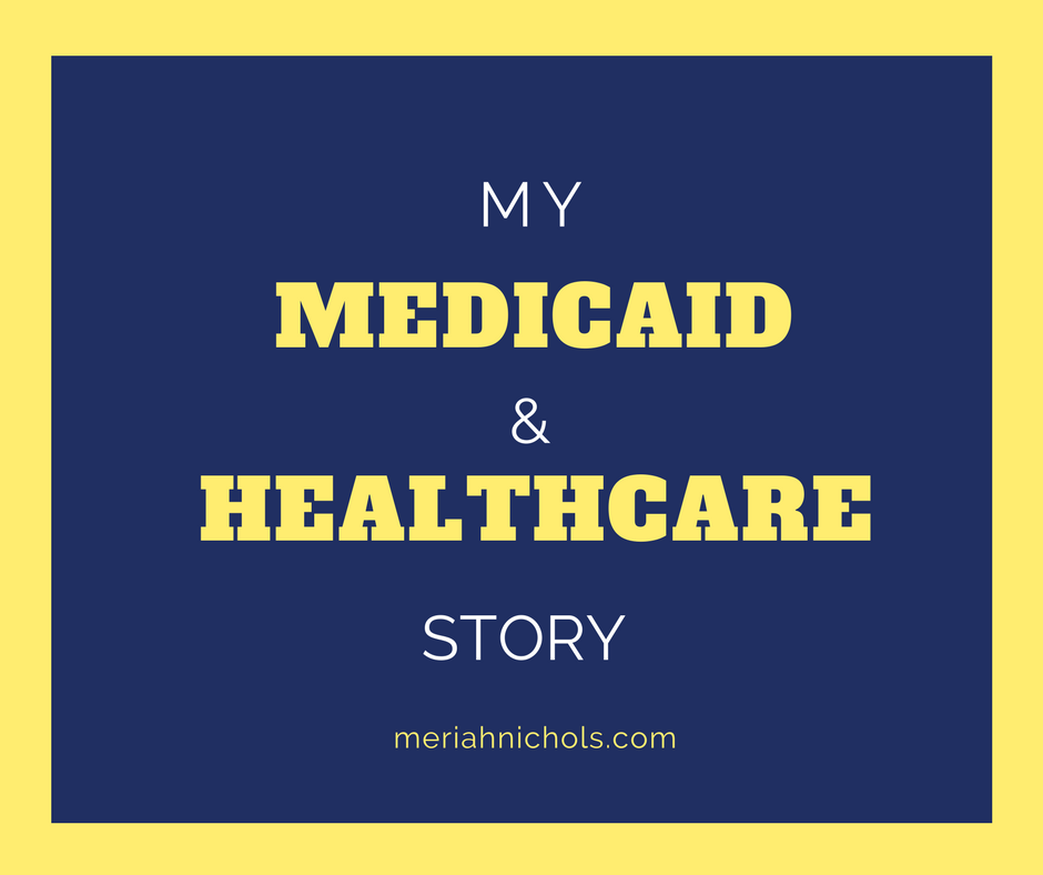 What sucks about being on medicaid