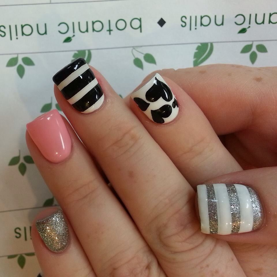 Cute Different Nails Nails Pinterest Sexy Nails And Makeup