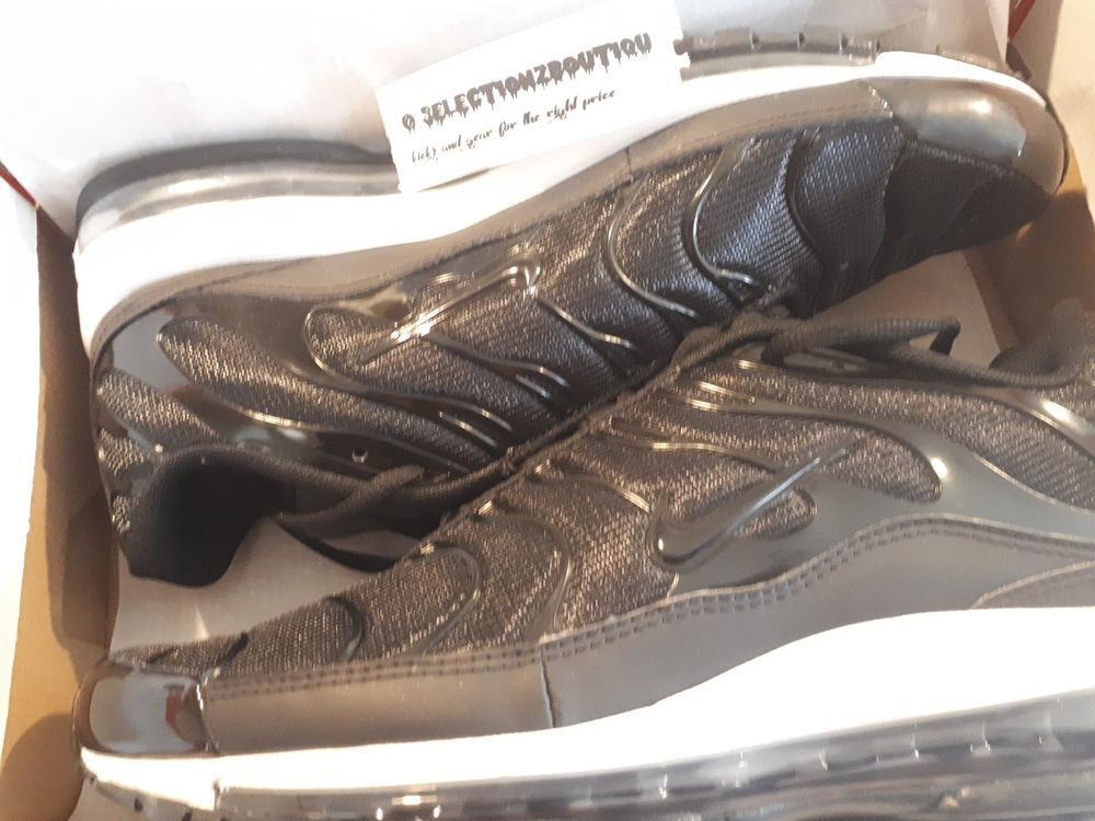 3ef461a381e584 Nike Air Max 97 Plus Black Anthracite-White size 11.5 US AH8144 001  Nike   RunningShoes