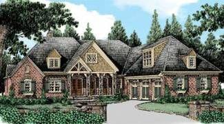 Frank Betz Associates Inc The River Gate Sl House Plan