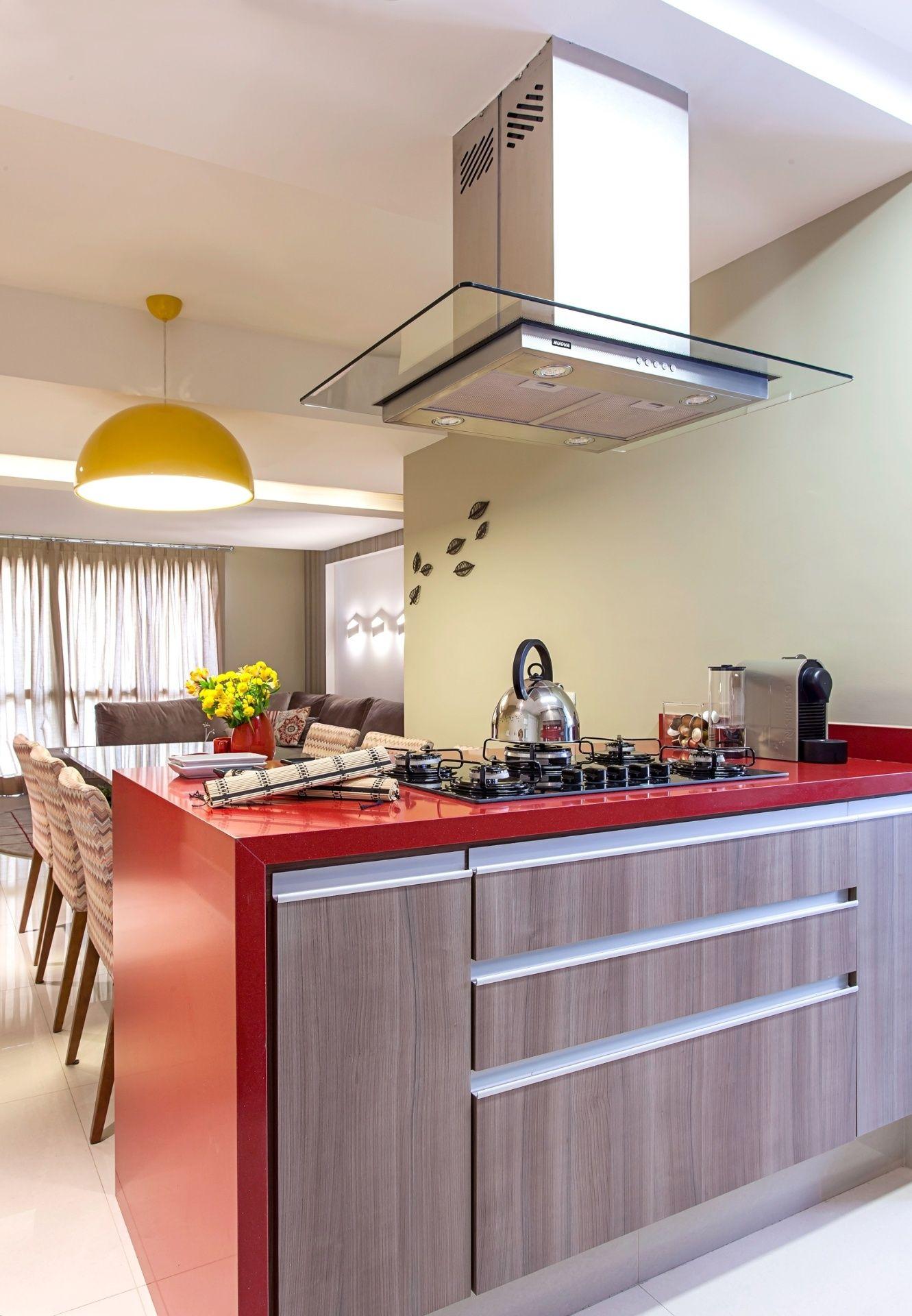 Quer Uma Cozinha Integrada N S Te Ajudamos A Decorar Veja Ideias