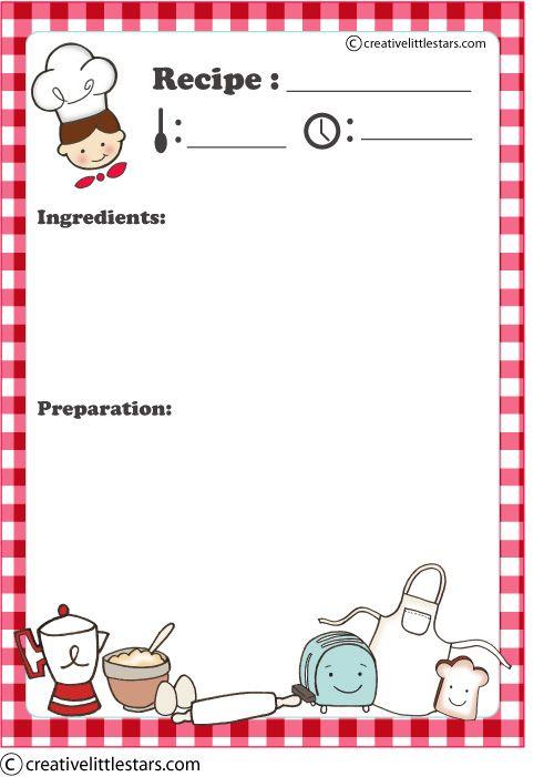 Recipe | cuina | Pinterest | Briefpapier, Layout und Filofaxing