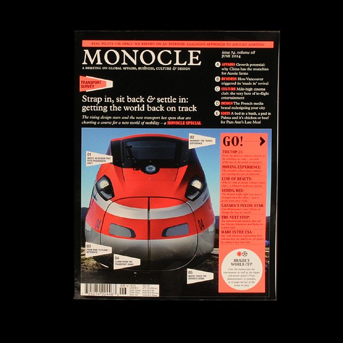 UNIONMADE - Bookshop - Monocle Iss. 74 Vol. 08