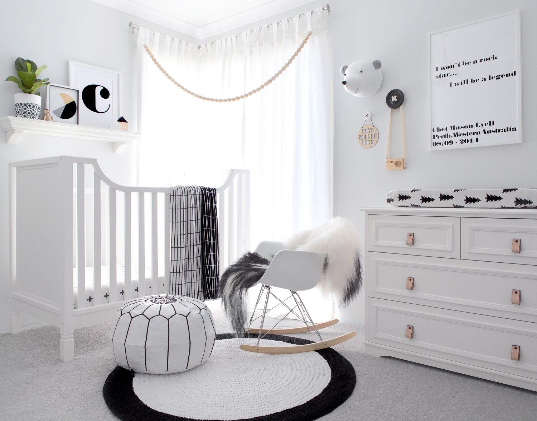 Miss deer nursery pok j dziecka kids room pinterest - Baby jungenzimmer ...