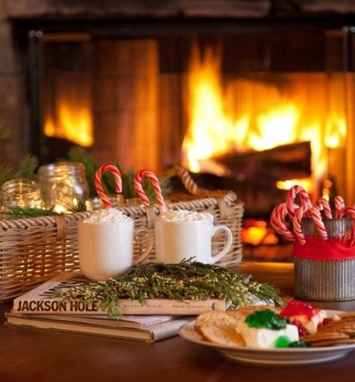 Pin By Janet L On Mesas Elegantes Y In 2020 Christmas Hot Chocolate Table Decorations Home Decor