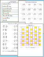 Homeschool Math free math worksheets, lessons, ebooks