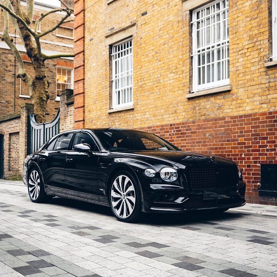 Bentley Club Azerbaijan On Instagram In Black Bentley Flying Spur Black Line Spetification Tfjj Bentley Flying Spur Black Bentley Flying Spur