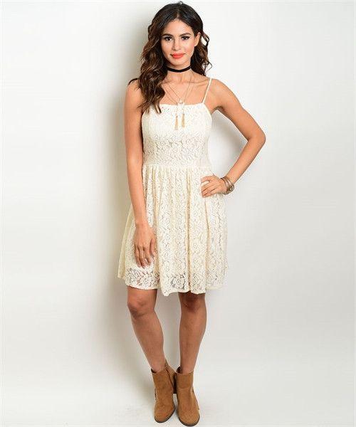 Alythea Lace Dress