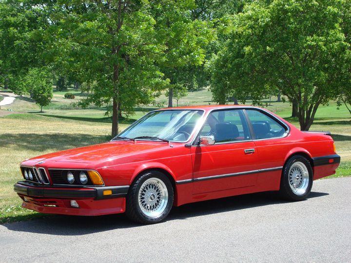 Late 70 S Bmw 6 Series M6 Bmw Bmw E24 Bmw Alpina