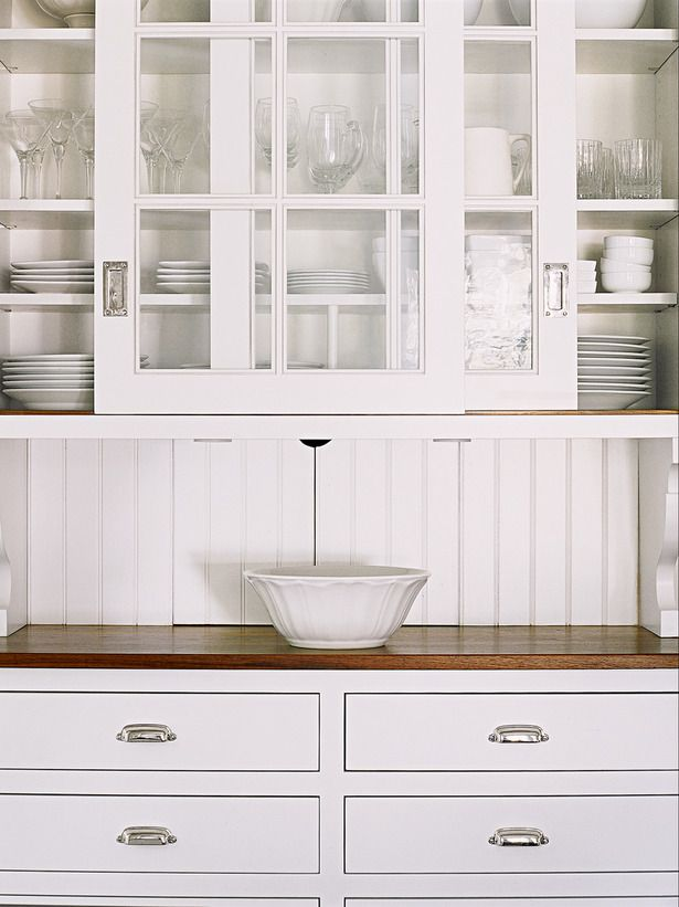 Kitchen Remodel   Diy kitchen remodel, Buffet cabinet and Pocket doors