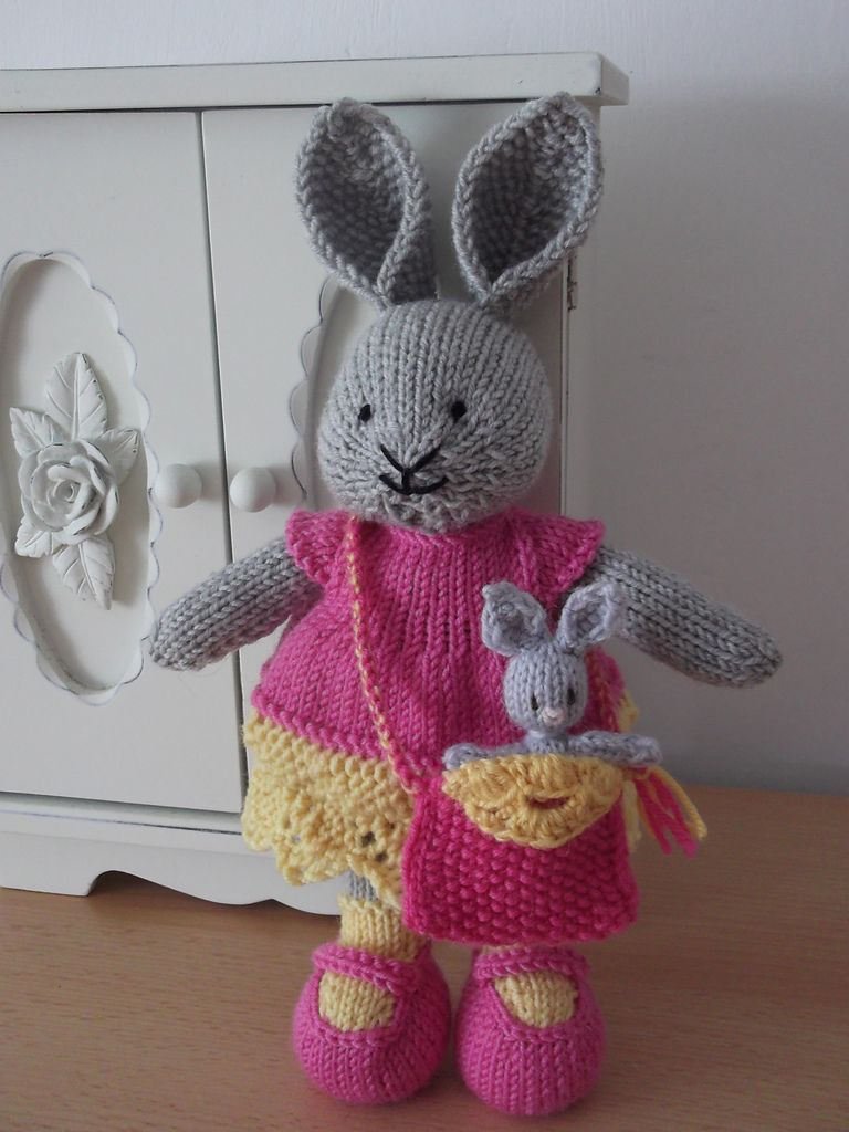 Ravelry: Little Cotton Rabbits discussion topic - Finished LCR ...