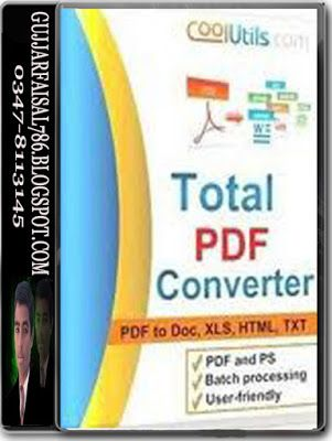 Total PDF Converter v2 1 226 Free Download Full Version