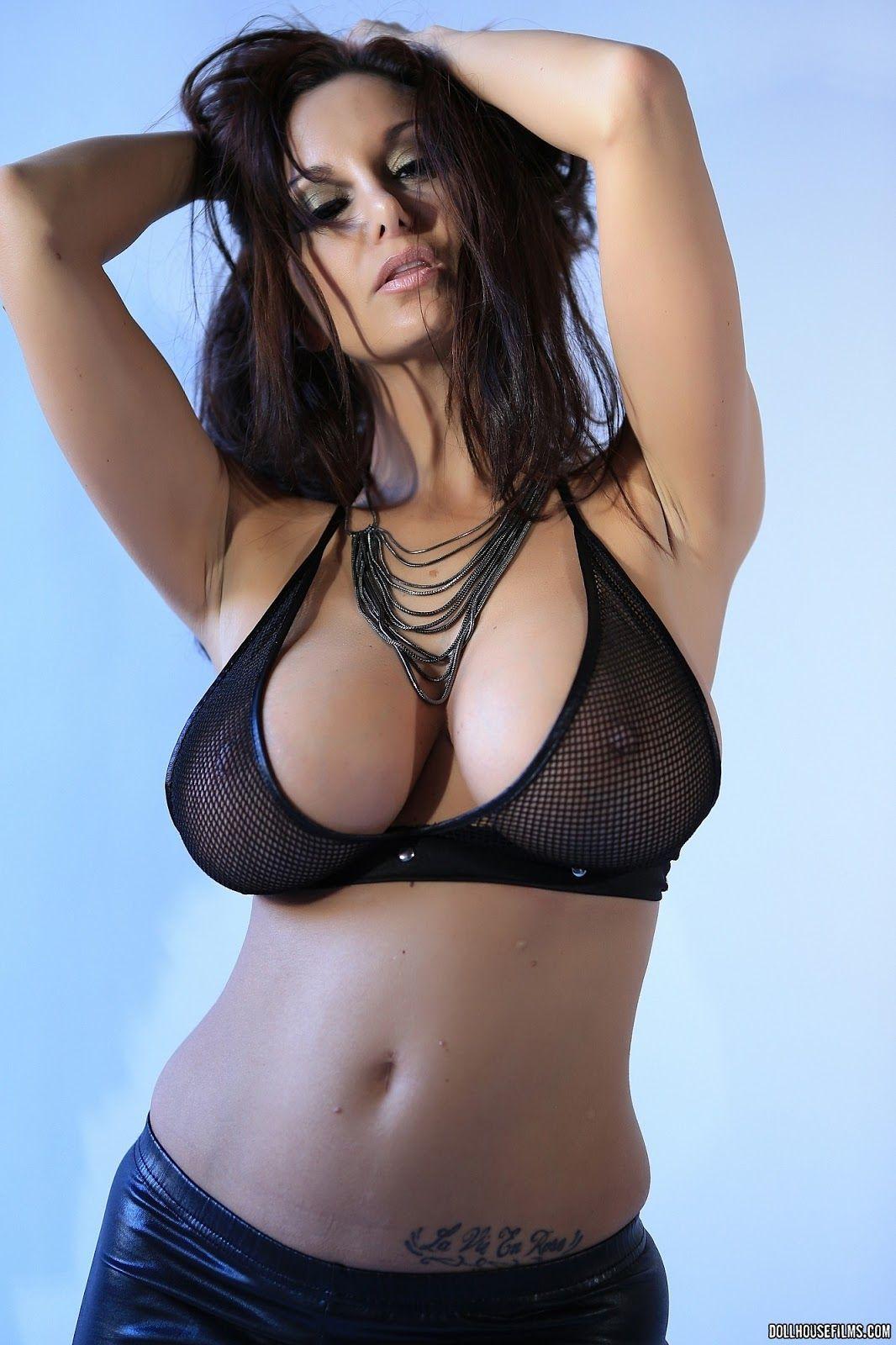 ava addams natural boobs - Sexy and Tough Ava Addams - Sexy Gallery Full Photo