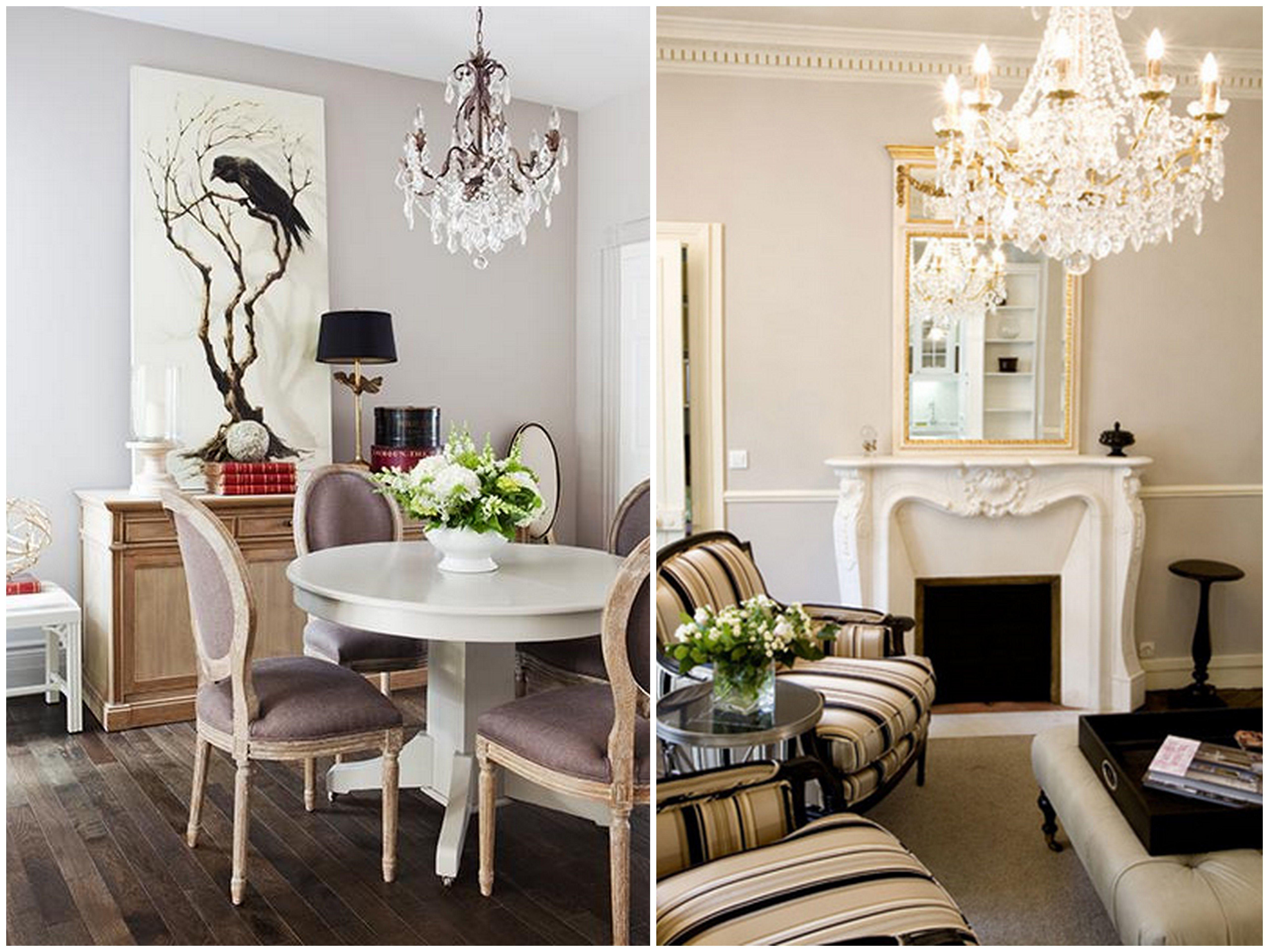 Arredamento Romantico ~ Una casa romantica con lo stile parigino