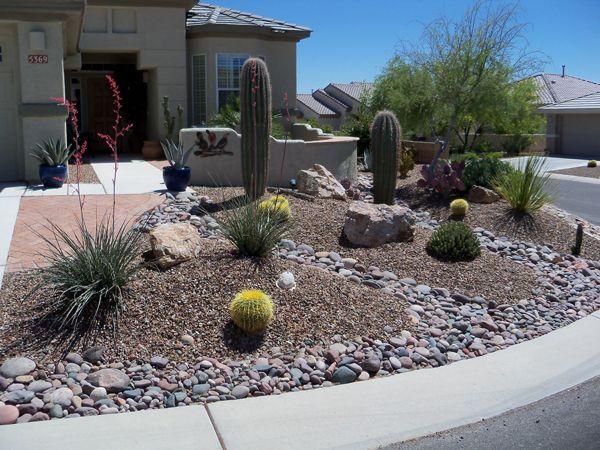 Arizona landscaping ideas landscape designs photo for Landscaping rocks tucson
