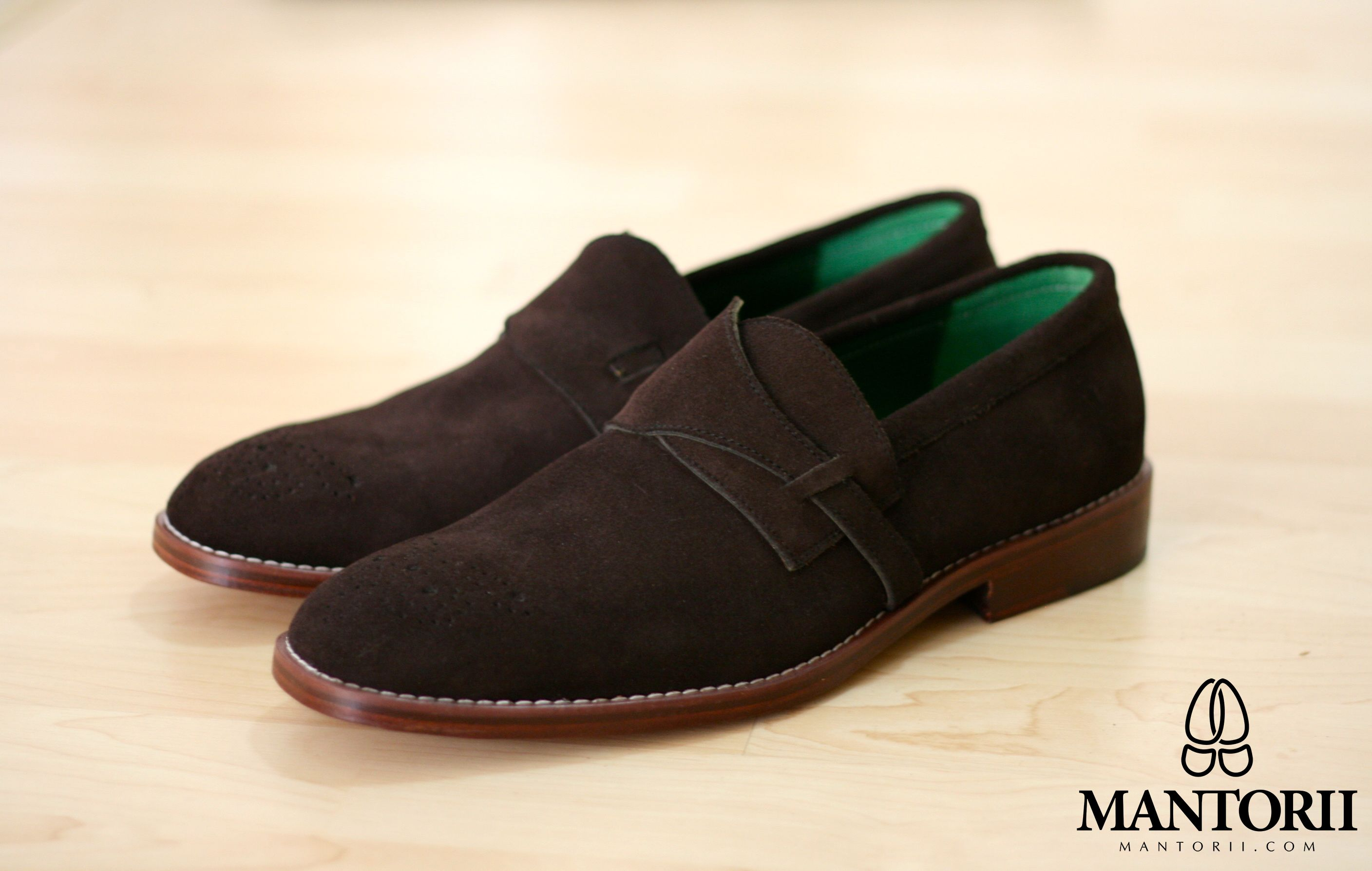 Mantorii Butterfly Loafer, made according to customer's