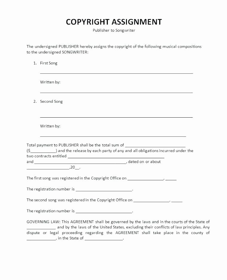 Free Real Estate Contract Template Lovely Free Assignment Contract Form Format Best Agreement In 2020 Contract Template Real Estate Contract Contract