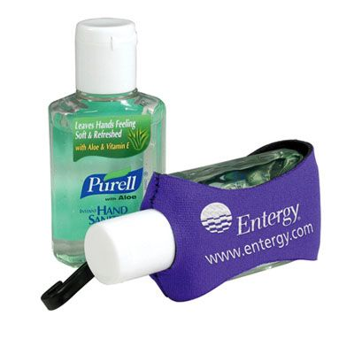 Mini Hand Sanitizer Perfect For Airplane Travel Purell Hand