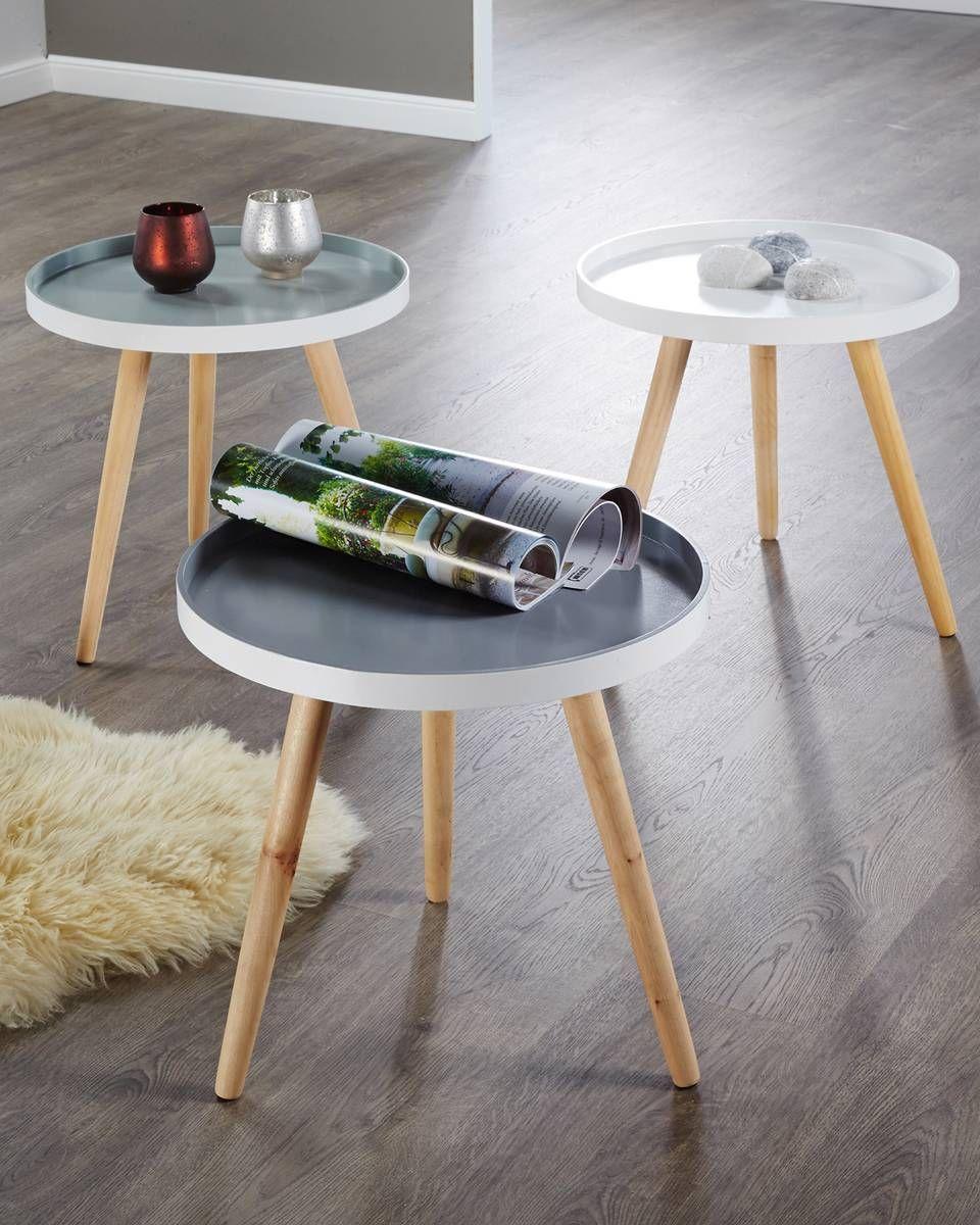 Couchtisch »Nyborg« (grau) - Couchtische - Wohnzimmer ...
