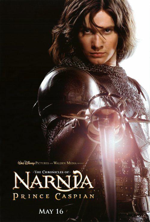 Le Monde de Narnia : Chapitre 2 - Le Prince Caspian (2008) Ben Barnes, Georgie Henley, Skandar Keynes, ...