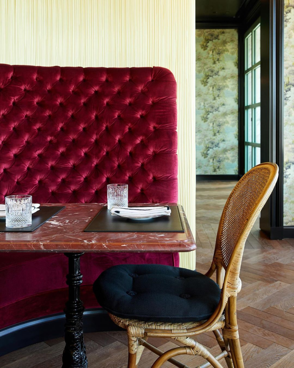 gucci dining chairs on gucci osteria gucciosteria instagram photos and videos dining chairs home decor lounge pinterest