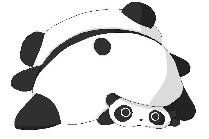 Stunt Of Drawing A Tare Panda By Imboredom On Deviantart Panda Drawing Panda Wallpapers Panda