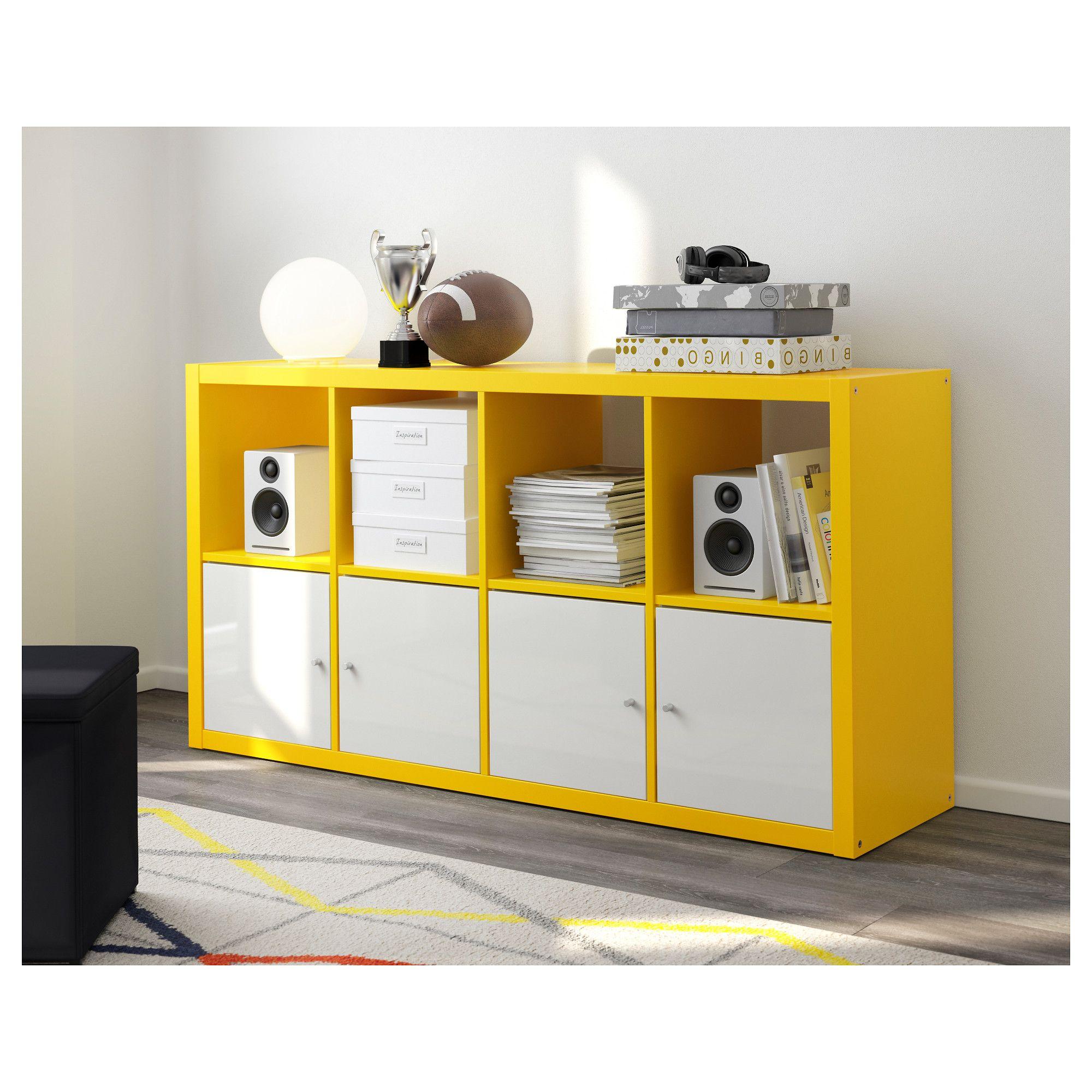 Furniture And Home Furnishings Aparador Ikea Kallax