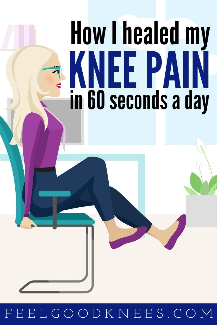 Pin on How to Avoid Knee Surgery