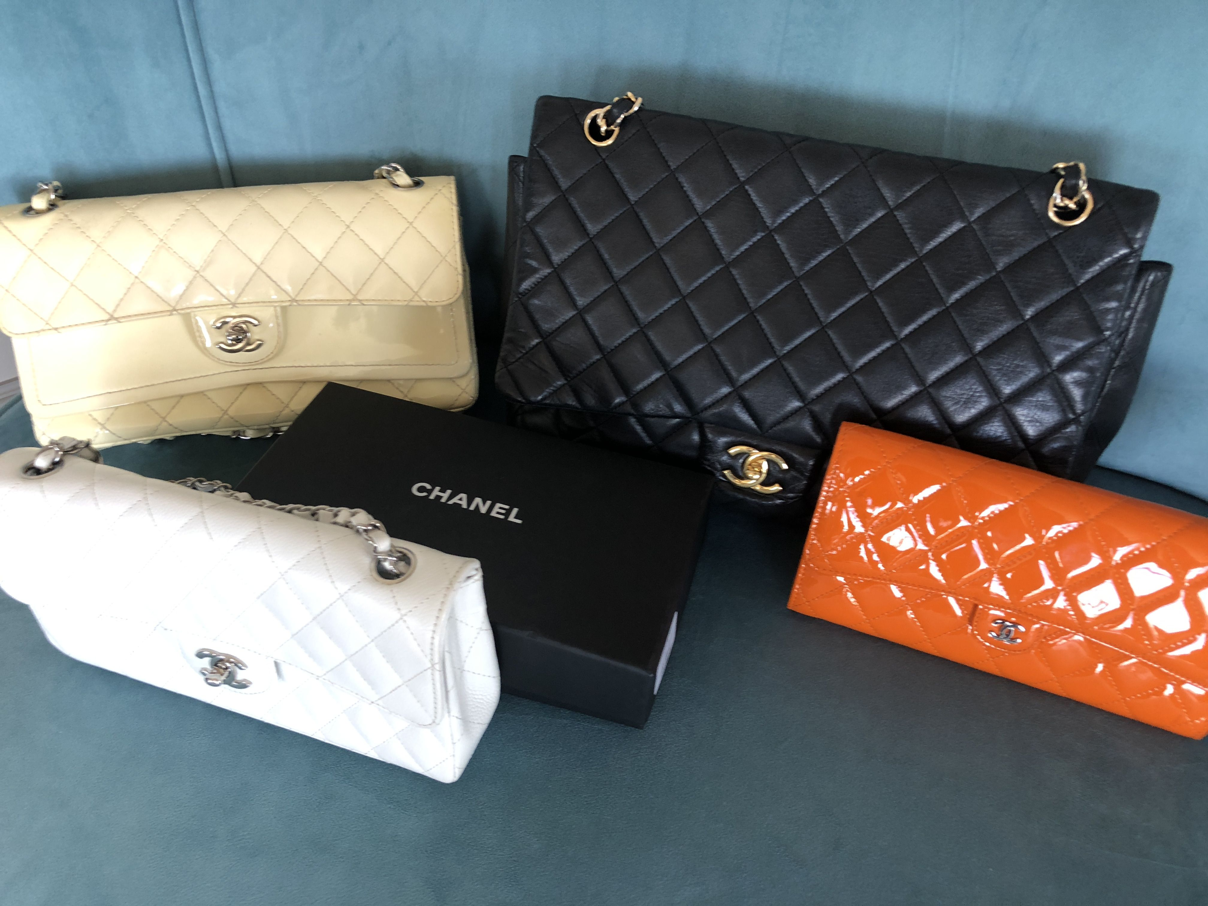 a1e1488d73c429 Got to show my #chanel bags in my new YouTube video. What is your fav  handbag?? I have linked to my boutique where we have some dupe bags your  will want to ...