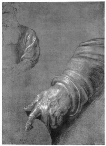 Left Arm - Albrecht Durer