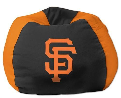Super Kids San Francisco Giants Bean Bag Chair Beanbag Products Gamerscity Chair Design For Home Gamerscityorg