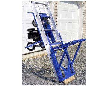 Honda Engine Roofing Equipment Ladder Roofing